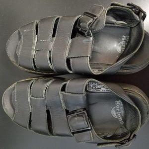 Dr. Martens sandals, Size 4 UK, Size 5 US, Unisex